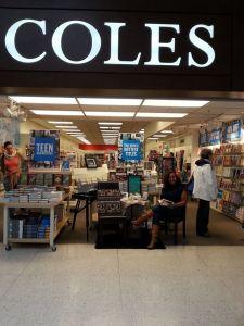 Coles Brantford Book Signing